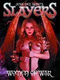 SLAYERS-WOMEN-OF-WAR-ART-OF-JOSE-DEL-NIDO-SC-(MR)
