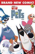 Secret Life of Pets Vol 2 #1