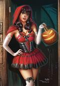 Grimm Tales of Terror 2019 Halloween Ed Cvr C Santacruz