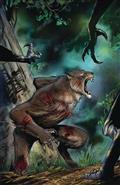 Monster Planet #1 (of 5) Cvr D Pasibe