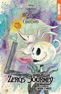 Disney Manga Nightmare Xmas Zeros Journey TP Vol 03 Mack Ltd