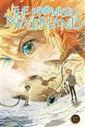 Promised Neverland GN Vol 12 (C: 1-0-1)