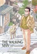 Walking Man HC 10Th Anniversary Ed (C: 1-1-2)