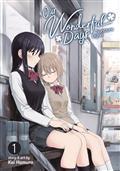 Our Wonderful Days GN Vol 01 (MR) (C: 0-1-0)