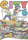 City GN Vol 06 (C: 1-1-0)