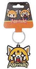 Sanrio Aggretsuko Soft Touch Pvc Key Ring (C: 1-1-2)