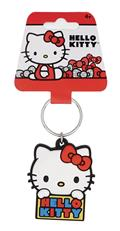 Sanrio Hello Kitty Soft Touch Pvc Key Ring (C: 1-1-2)