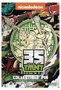 TMNT 35Th Anniversary Old Meets New Donatello Pin (C: 1-1-2)