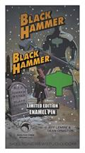 Black Hammer Logo & Emblem Ltd Edition Enamel Pin Set (C: 1-