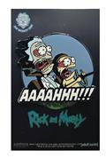 Rick And Morty Aaaah Pin (C: 1-1-2)