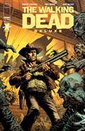 Walking Dead Dlx #1 Cvr A Finch & Mccaig (MR)