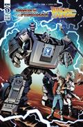 Transformers Back To Future #1 (of 4) Cvr A Juan Samu
