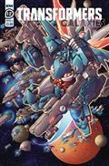 Transformers Galaxies #12 Cvr A Griffith
