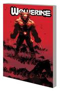 Wolverine By Benjamin Percy TP Vol 01