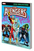 Avengers Epic Collection TP Heavy Metal