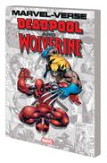 Marvel-Verse Deadpool And Wolverine GN TP