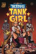 King Tank Girl #1 (of 5) Cvr A Parson