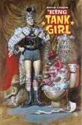 King Tank Girl #1 (of 5) Cvr B Powell Cardstock