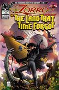 Zorro In Land That Time Forgot #1 Cvr A  Martinez
