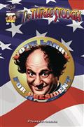 Three Stooges Red White & Stooge #1 Larry Cvr