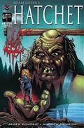 Hatchet #1 Hasson Hand of Horror Cvr (MR)