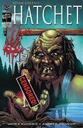 Hatchet #1 Rated Mr For Horror Ltd Ed Cvr (MR)