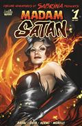 Sabrina Madame Satan One Shot #1 Cvr A Ohta (MR)