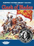 FLEETWAY-PICTURE-LIBRARY-SC-CLASH-OF-BLADES-(C-0-1-1)