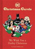 DC-CHRISTMAS-CAROLS-WE-WISH-YOU-A-HARLEY-CHRISTMAS-HC-(C-0-