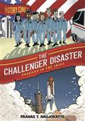 HISTORY-COMICS-HC-GN-CHALLENGER-DISASTER-(C-0-1-0)