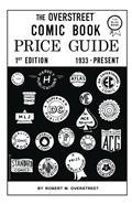 OVERSTREET-COMIC-BOOK-PRICE-GUIDE-1-FACSIMILE-ED-SC