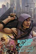 Butcher Queen Planet of The Dead #1 Cvr A Ben Sawyer