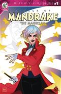Legacy of Mandrake The Magician #1