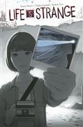 Life Is Strange Partners In Time #1 Cvr E Grayscale Var (MR)