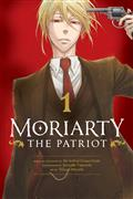 Moriarty The Patriot GN Vol 01 (C: 1-1-2)