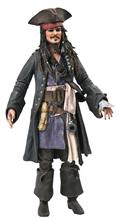 Pirates of The Caribbean Jack Sparrow Figure (C: 1-1-2)