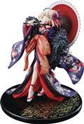 Fate Stay Night Heavens Feel Saber Alter 1/7 Pvc Kimono Ver
