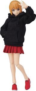 Emily Female Body W/Hoodie Outfit Figma AF (C: 1-1-2)