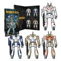 Robotech V4 Pin Book Set (C: 1-1-2)
