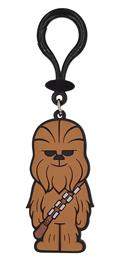 Star Wars Chewbacca Pvc Soft Touch Bag Clip (C: 1-1-2)