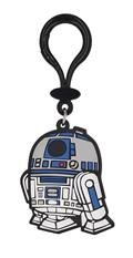 Star Wars R2-D2 Pvc Soft Touch Bag Clip (C: 1-1-2)