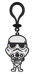 Star Wars Stormtrooper Pvc Soft Touch Bag Clip (C: 1-1-2)