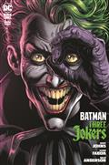 Batman Three Jokers #3 (of 3) Cvr A Jason Fabok Joker (MR)