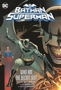 Batman Superman Vol 01 Who Are The Secret Six TP