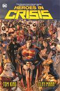 Heroes In Crisis TP