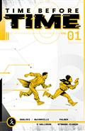 TIME BEFORE TIME TP VOL 01 (MR)