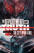 DEPARTMENT OF TRUTH TP VOL 02 (MR)
