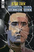 Star Trek Mirror War #1 Cvr C 15 Copy Incv Alvarado (Net)
