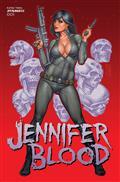 Jennifer Blood #1 Cvr B Linsner (MR)
