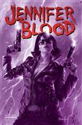 Jennifer Blood #1 Cvr G 10 Copy Incv Parrillo Tinted (MR)
